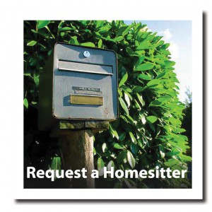 Request A Homesitter