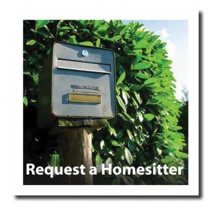 Request A Homesitter